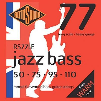 ROTOSOUND RS77LE JAZZBASS...
