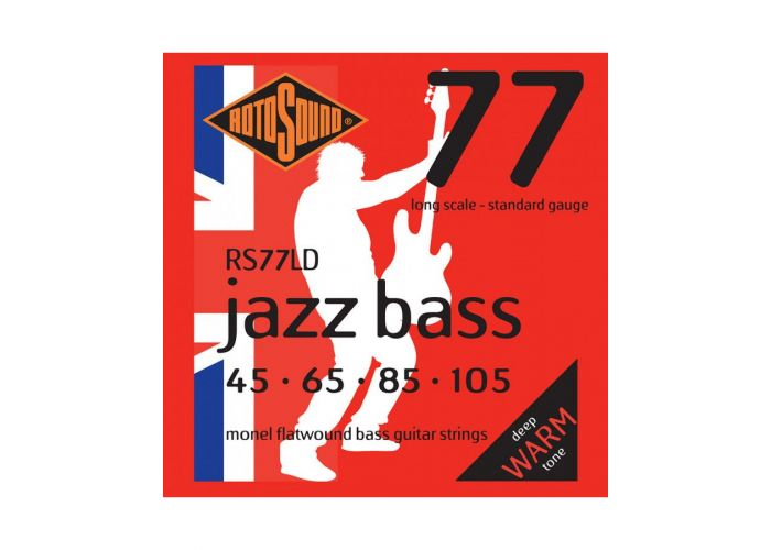 ROTOSOUND RS77LD BASS GUITAR STRINGS