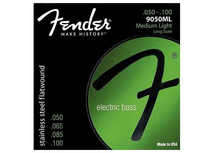 FENDER 9050 ML FLATWOUND BASS GUITAR...