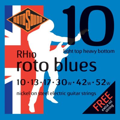 ROTOSOUND BLUES ELECTRIC...