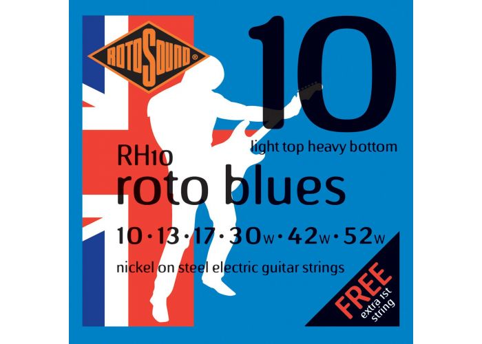 ROTOSOUND BLUES ELECTRIC GUITAR STRINGS
