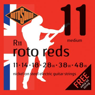 ROTOSOUND REDS R11 ELECTRIC...