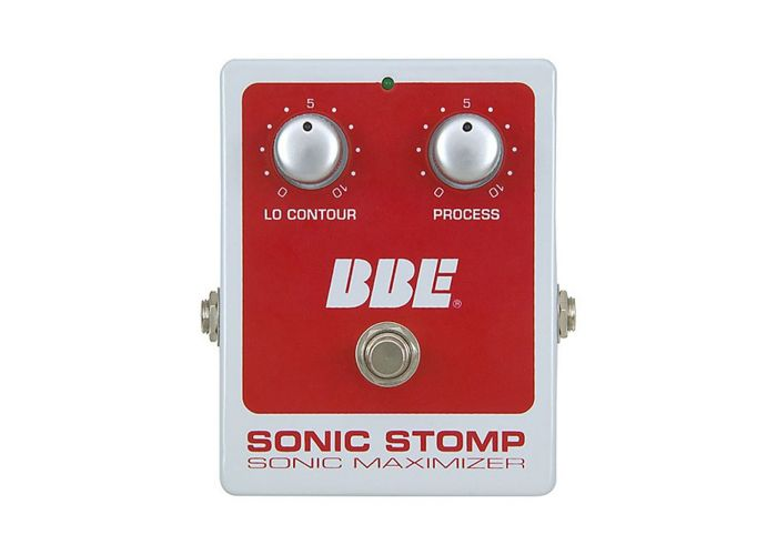 BBE SONIC STOMP EFFECT PEDAL