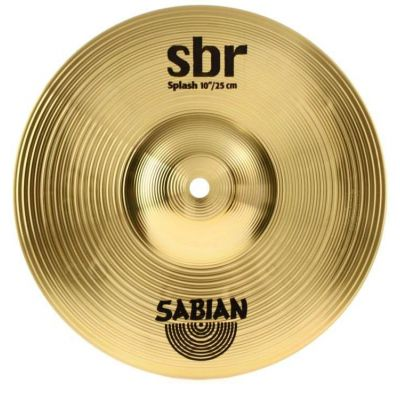 "SABIAN 10"" SBR SPLASH CYMBAL"