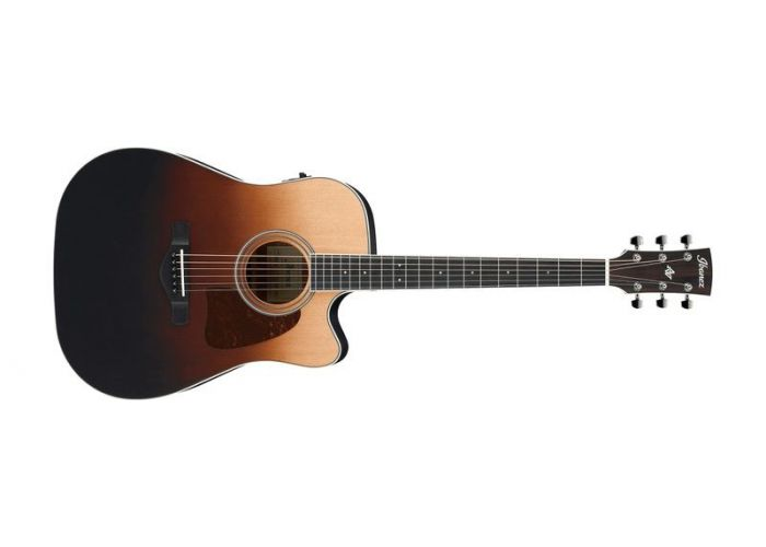IBANEZ AW80CE-BLG ELECTROACOUSTIC GUITAR