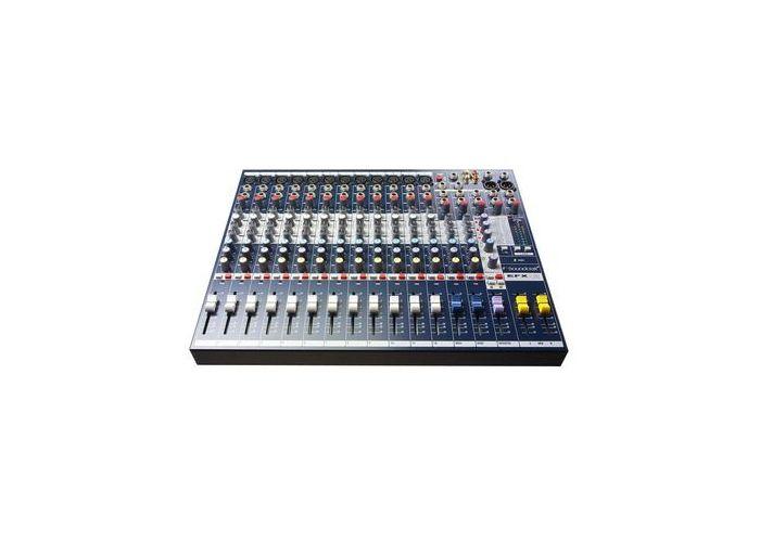 SOUNDCRAFT EF12 ANALOG MIXER