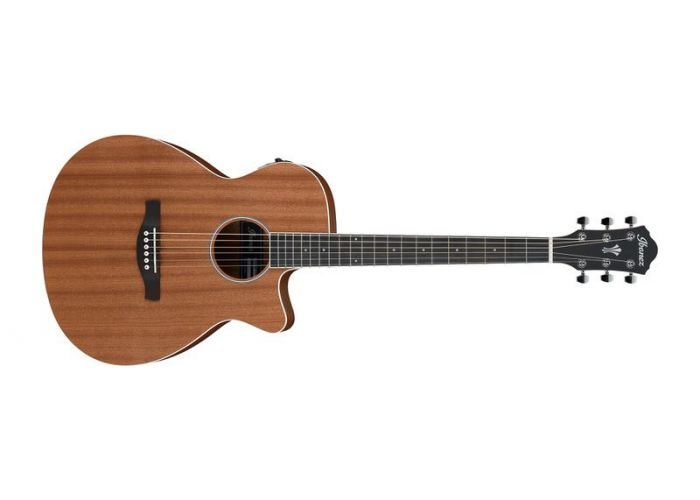 IBANEZ AEG7MH-OPN ELECTROACOUSTIC GUITAR
