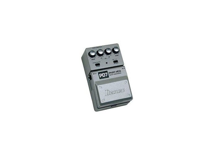 IBANEZ PD7 PHAT EFFECTS PEDAL