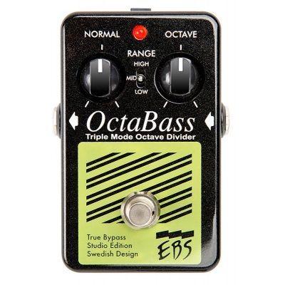 Bass Effect Pedals