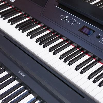 Klaviature v akciji
