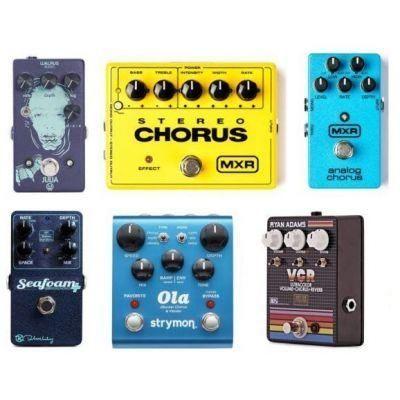 Efekti za gitaro i bass