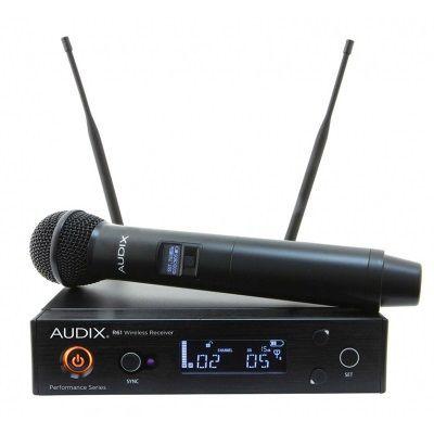 Brezžični Mikrofoni